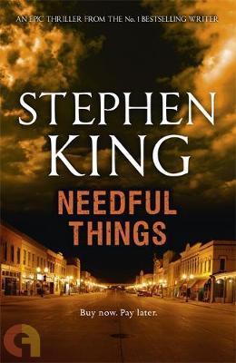 NEEDFUL THINGS (REISSUES)
