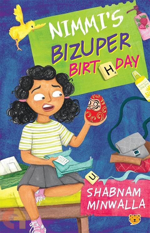 Nimmiメs Bizuper Birthday