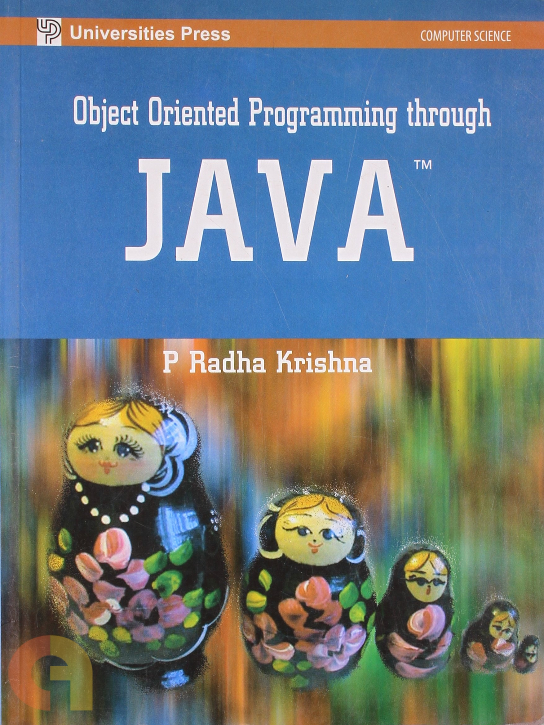 Object Oriented Programming Through JAVA