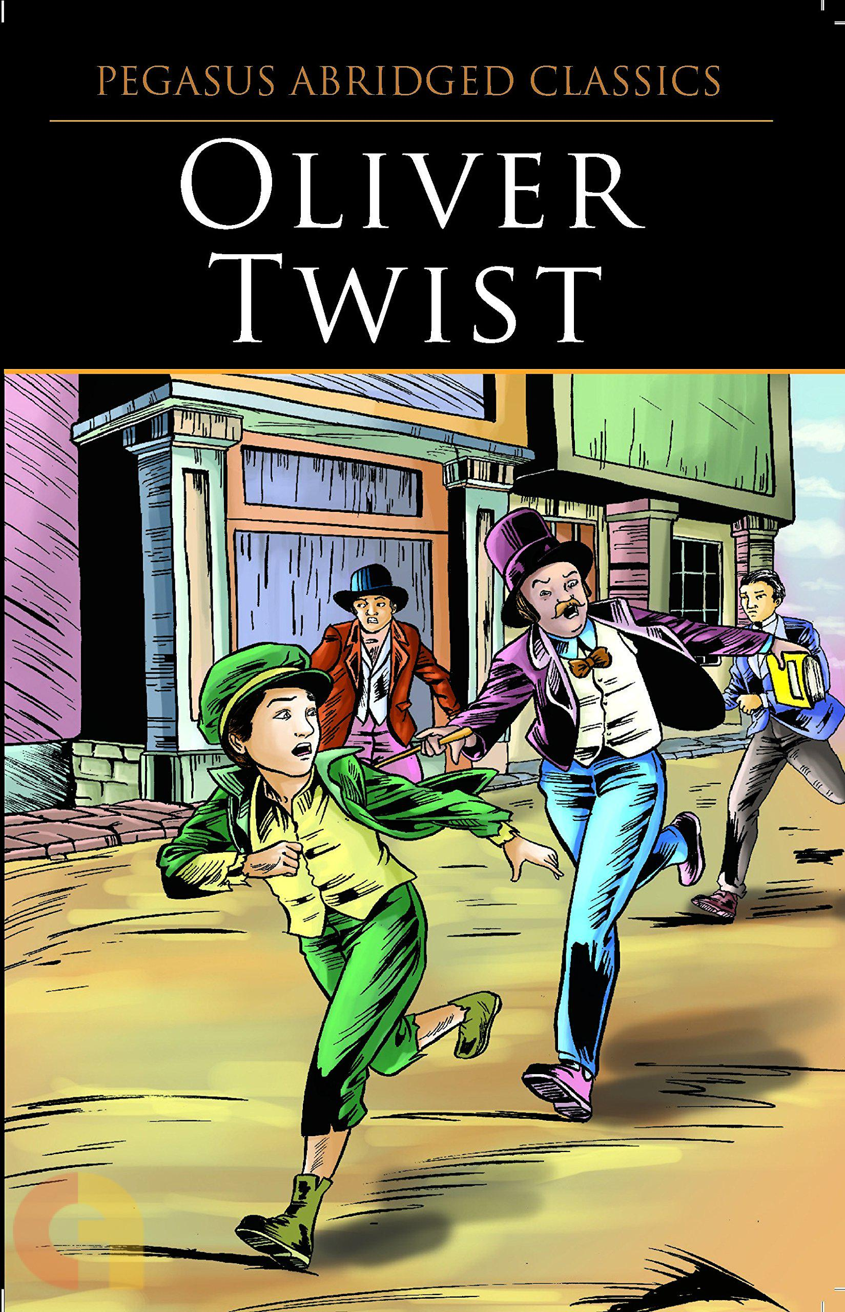 Oliver Twist (Harper Collins)