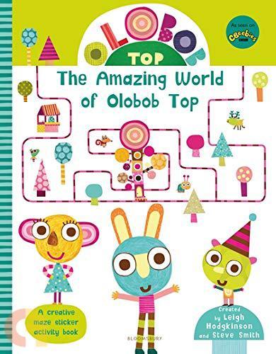 Olobob Top: The Amazing World of Olobob Top