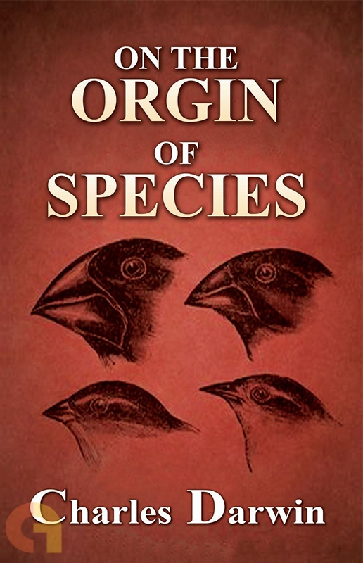 On The Origin of Species (Chinthan Books)