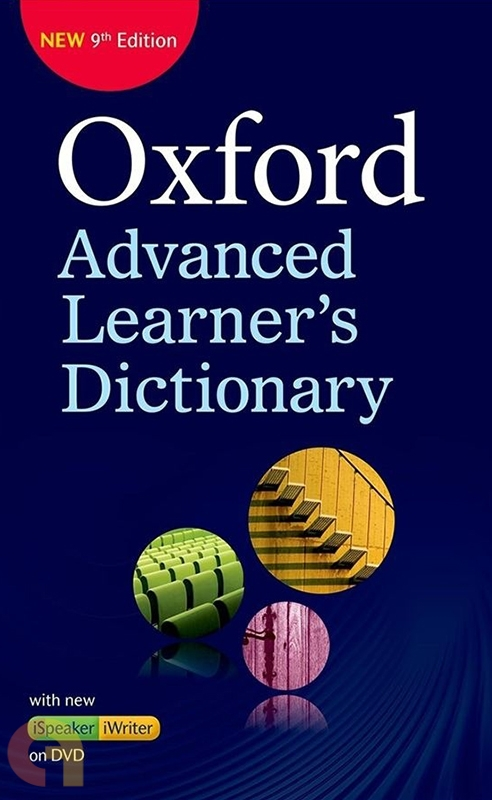 Oxford Advance Learners Dictionary (New 9th Edition) with DVD - ROM