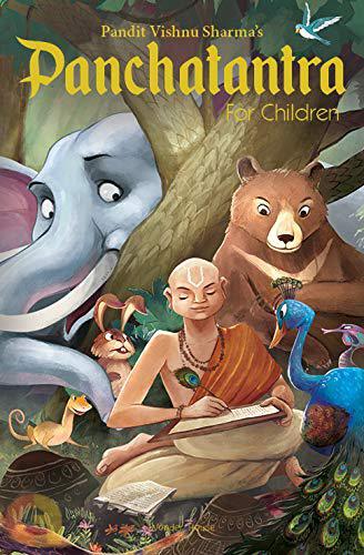 Pandit Vishnu Sharma's Panchatantra For Children