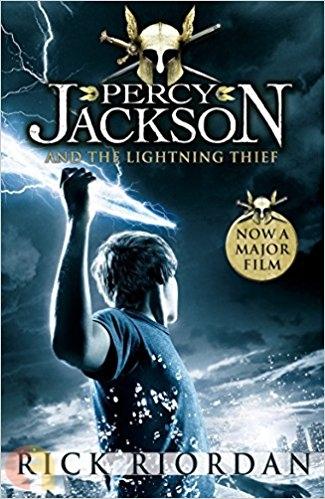 Percy Jackson (1) : The lightning thief