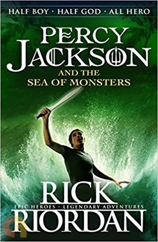 Percy Jackson (2) : The Sea of monsters (New)