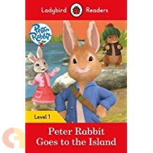 Peter Rabbit: Goes to the Island – Ladybird Readers - Level 1