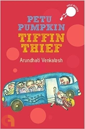 Petu Pumpkin - Tiffin Thief