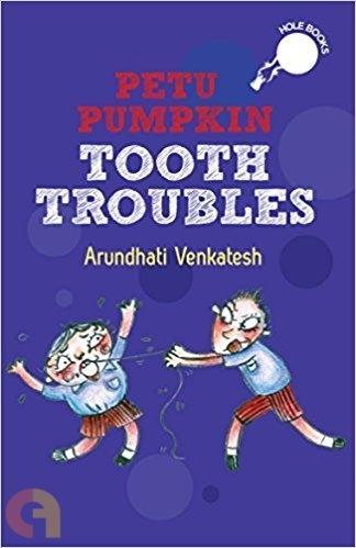 Petu Pumpkin - Tooth Troubles