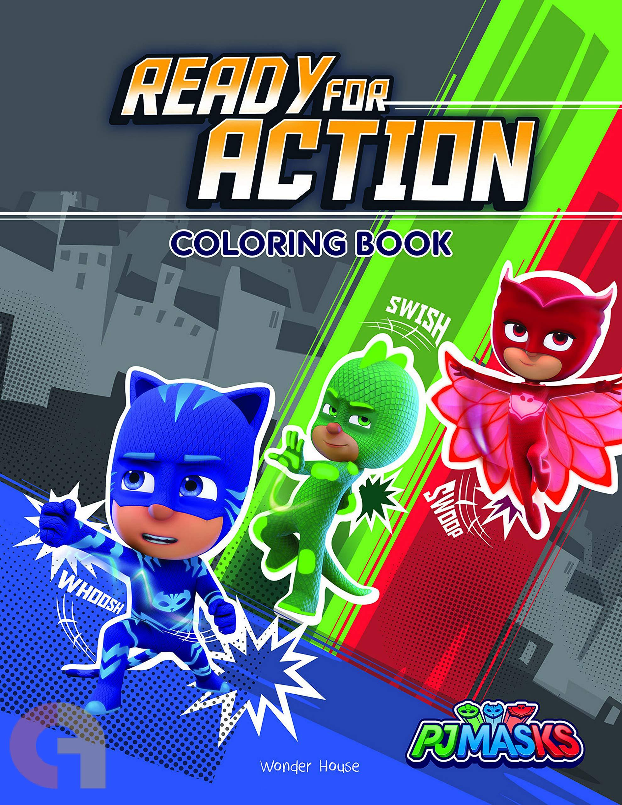 PJ Masks: Ready For Action