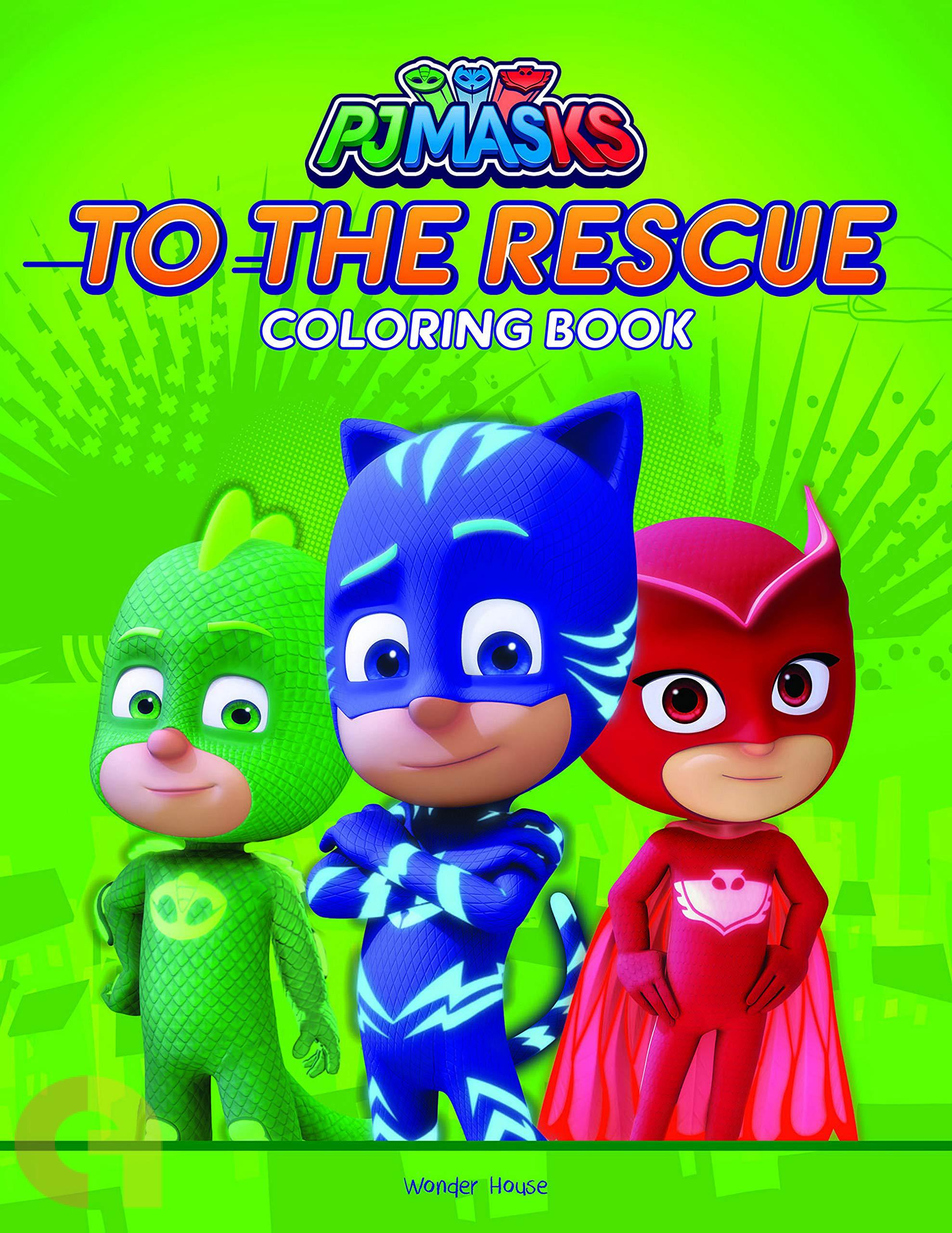 PJ Masks: To The Rescue