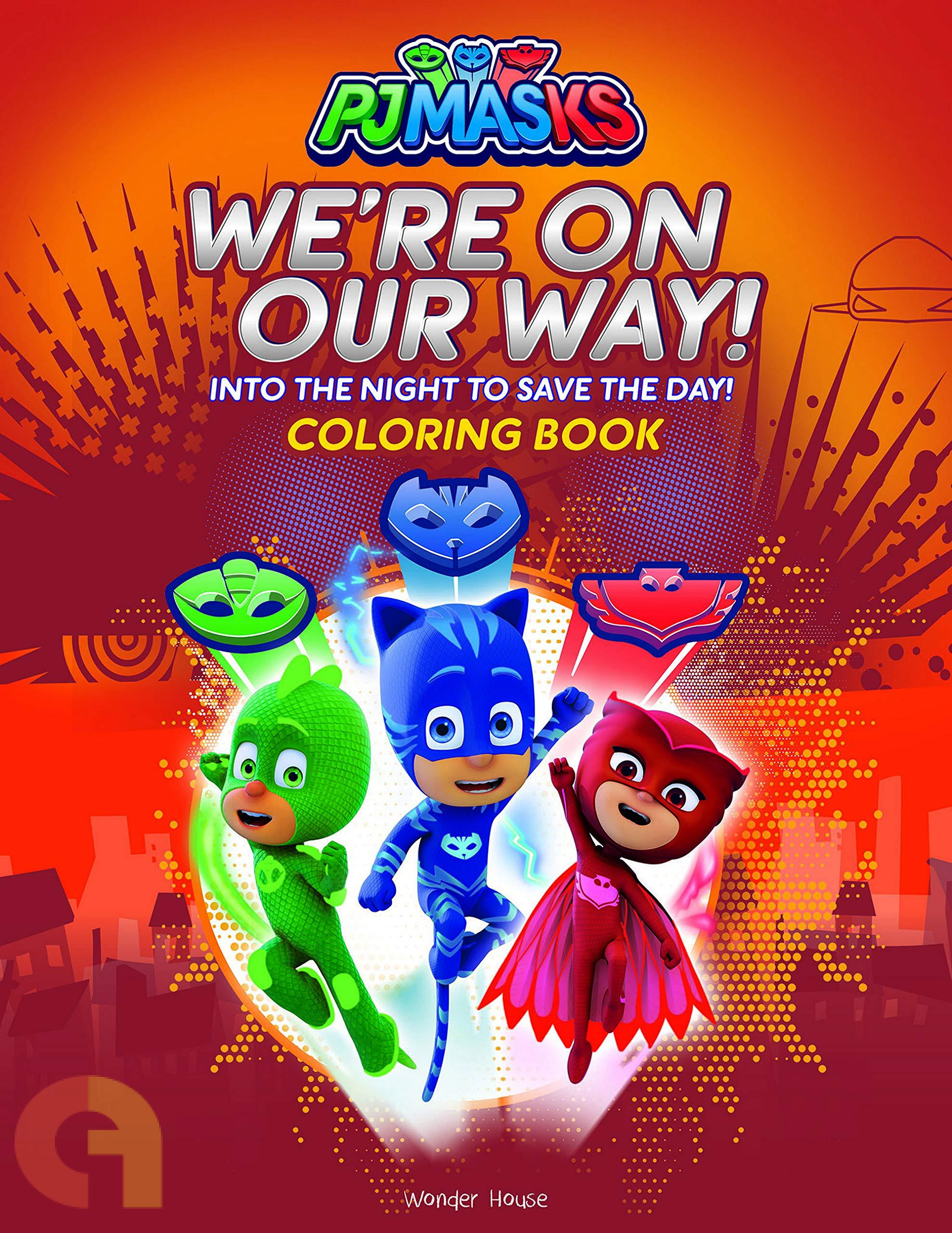 PJ Masks: We Are On Our Way