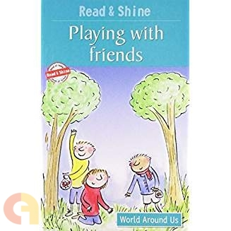 Playing With Friends - Read & Shine: 1