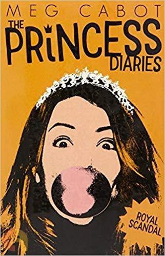 Princess Diaries- 08: Royal Scandal
