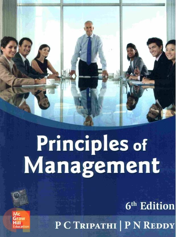 Principles of Management (6th Edition)