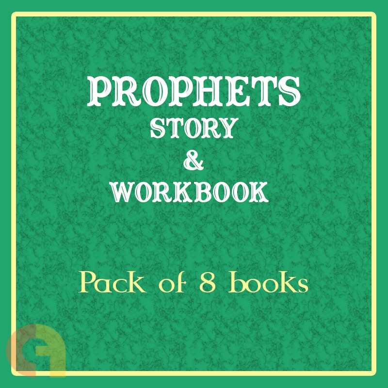 Prophets Story and Workbook