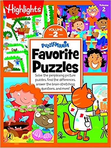 Puzzlemania Favorite Puzzles - Vol 2
