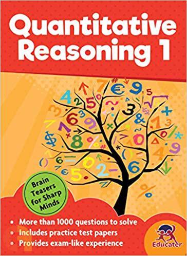 Quantitative reasoning 1