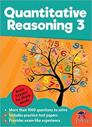 Quantitative reasoning 3