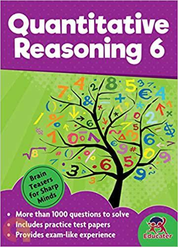 Quantitative reasoning 6