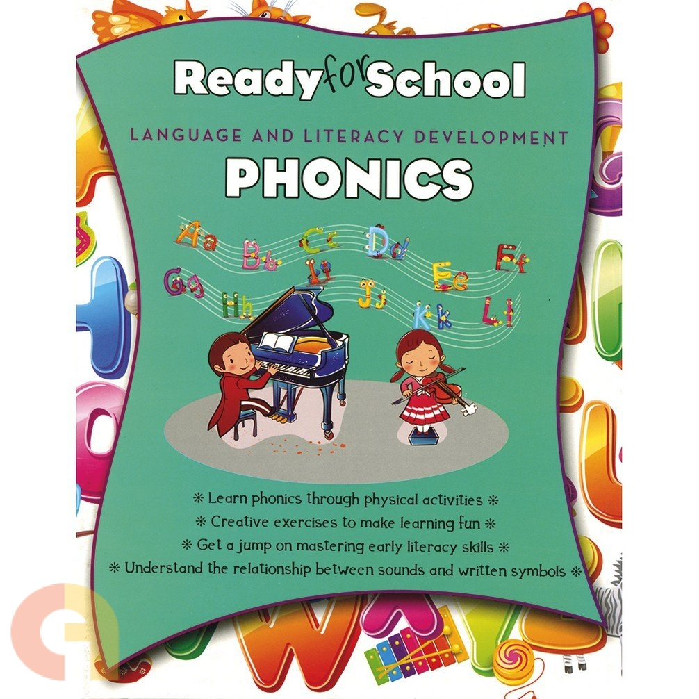 Ready for School Phonics