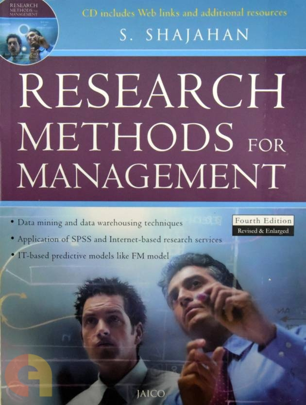 Research Methods for Management (With CD)