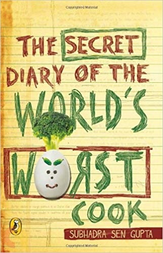 Secret diary of the worlds worst cook
