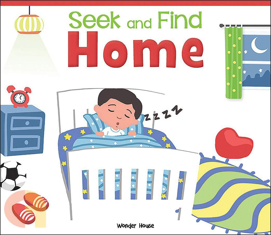 Seek And Find: Home