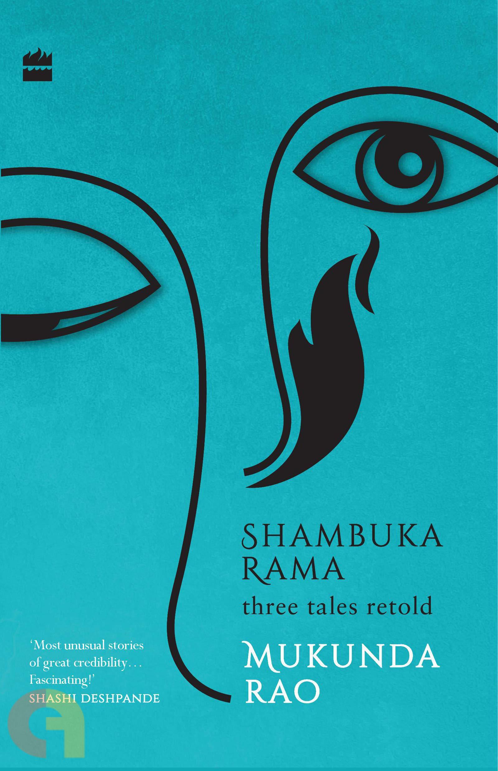 SHAMBUKA RAMA THREE TALES RETOLD