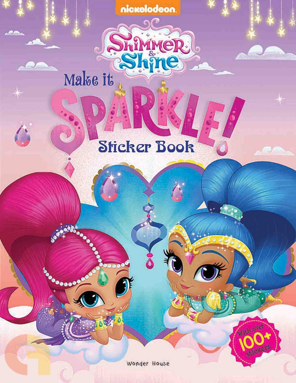 Shimmer And Shine: Make It Sparkle
