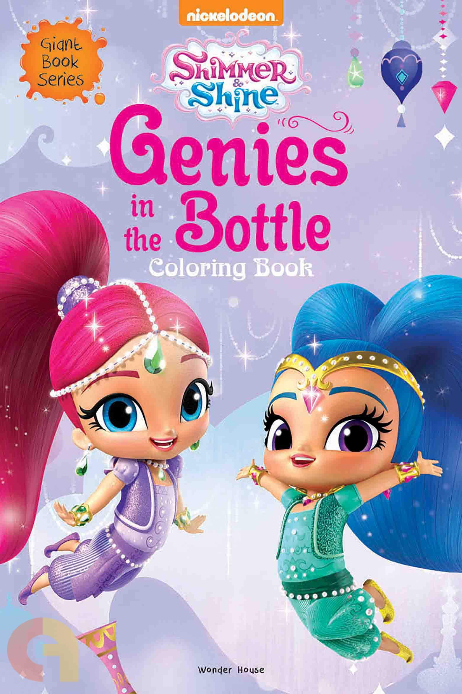 Shimmer & Shine: Genie in the Bottle
