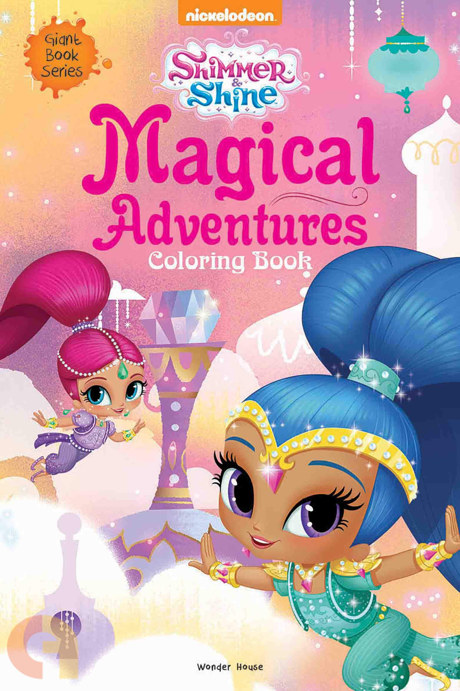 Shimmer & Shine: Magical Adventures