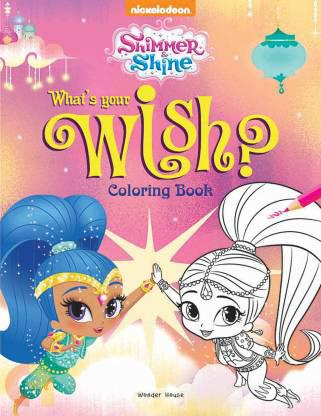 Shimmer & Shine: Whats Your Wish?