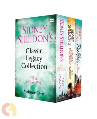 Sidney Sheldon's Classic Legacy Collection