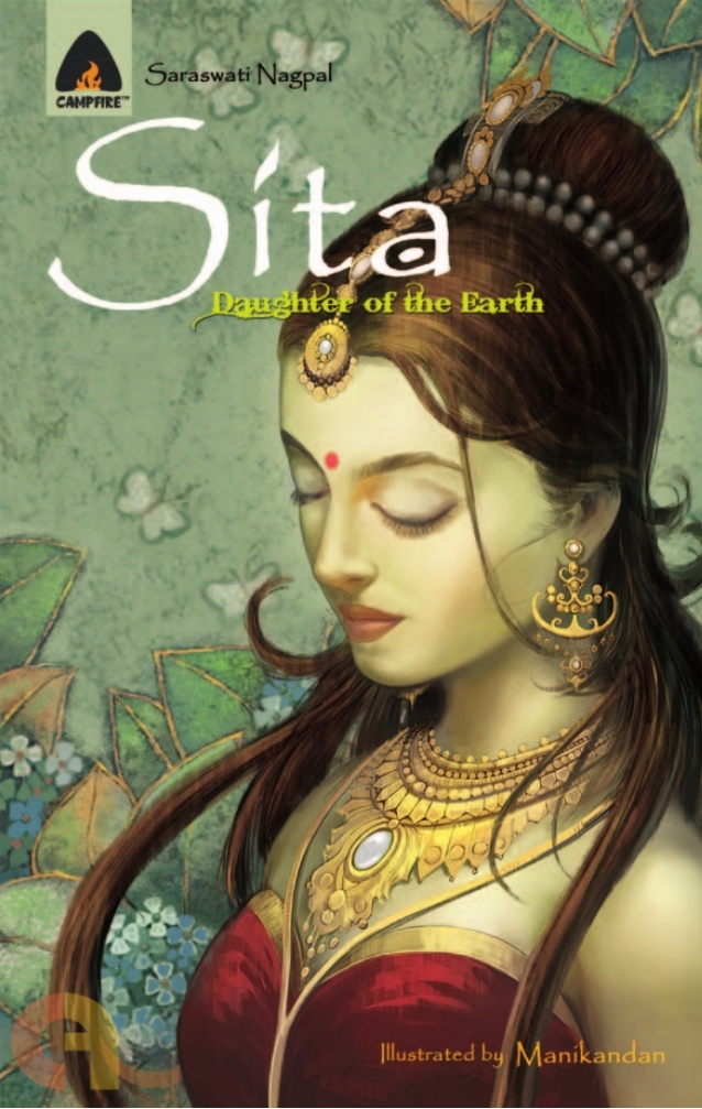 Sita : Daughter of the Earth
