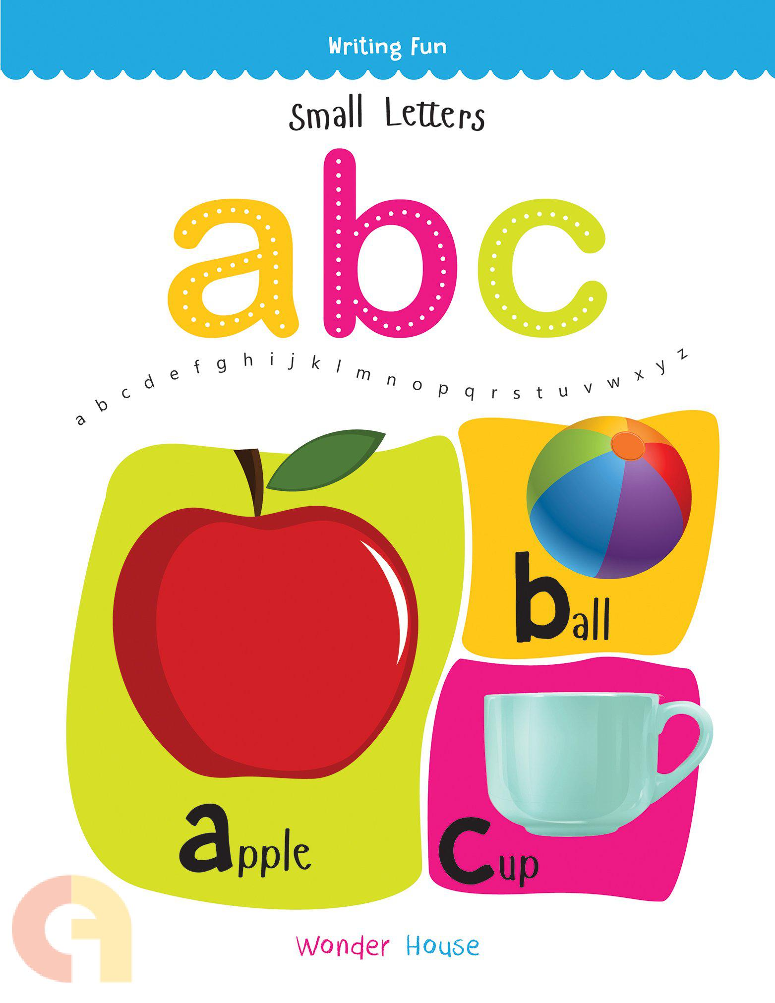 Small Letters abc
