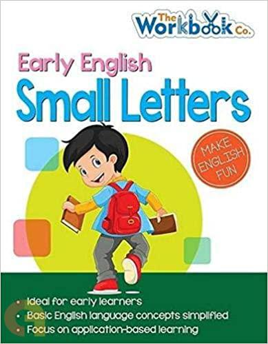 SMALL LETTERS - EARLY ENGLISH
