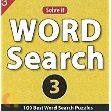 Solve it : Word Search 3