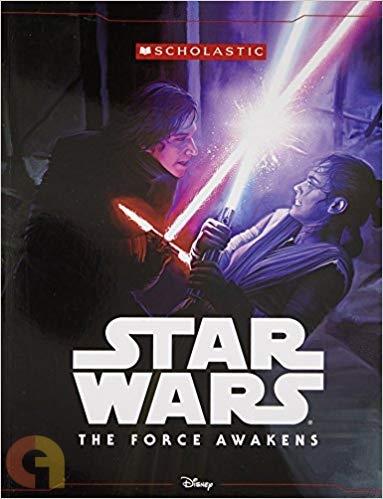 Star Wars The Force Awakens - Movie Storybook