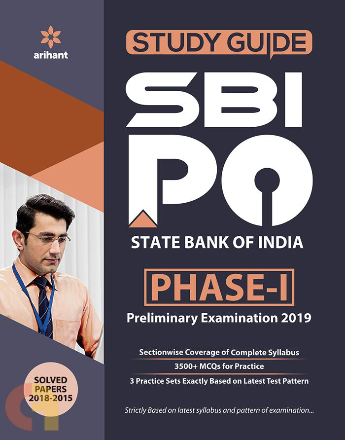 Study Guide SBI PO Phase-1 Preliminary Examination 2019