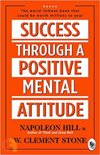 Success Through A Positive Mental Attitude - Fingerprint