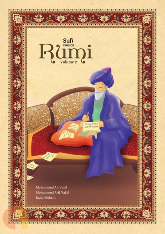 Sufi Comics: Rumi (Volume 2)