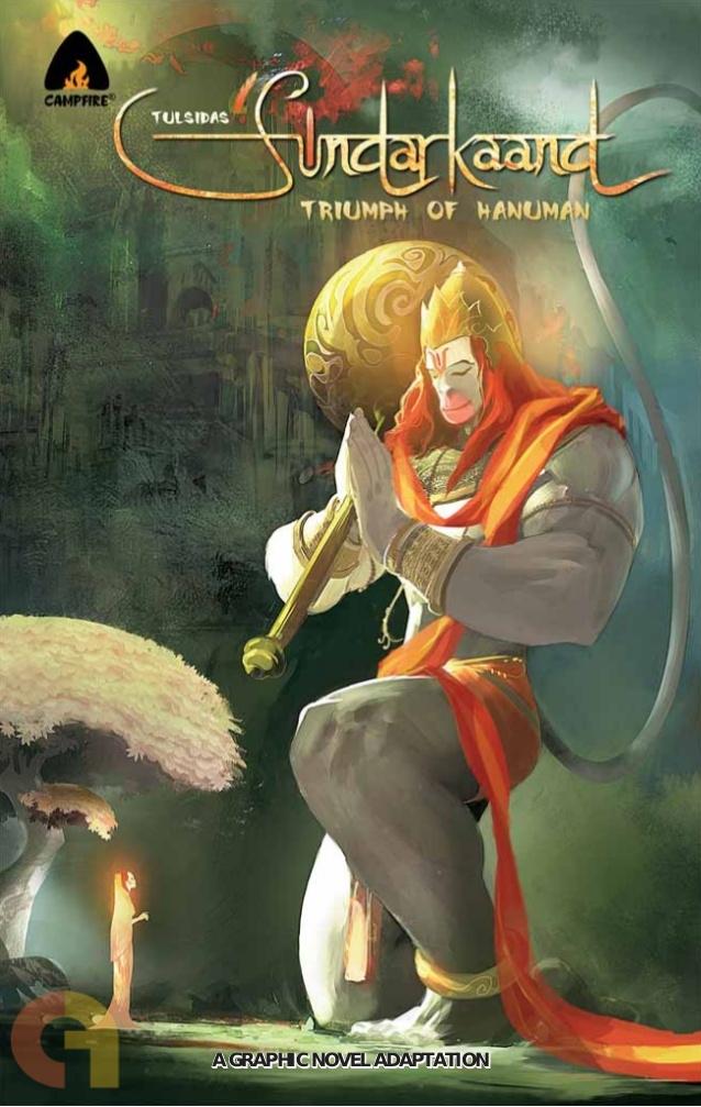 Sundarkaand : Triumph of Hanuman