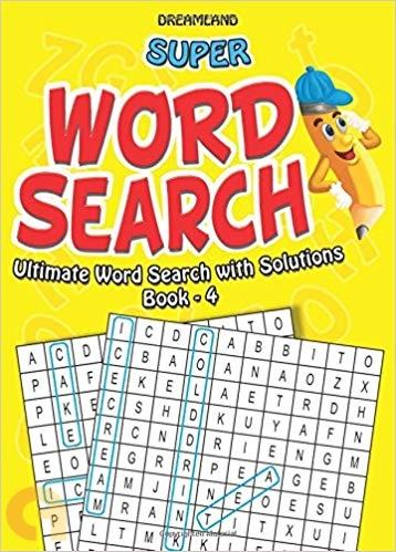 Super Word Search : Book - 4