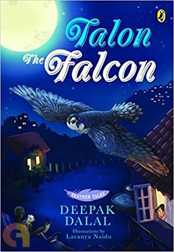 Talon the Falcon