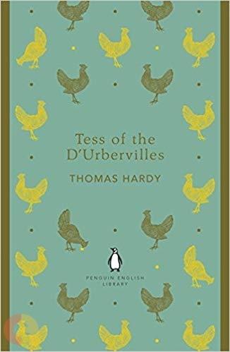 Tess of the D'urbervilles (Penguin Books)