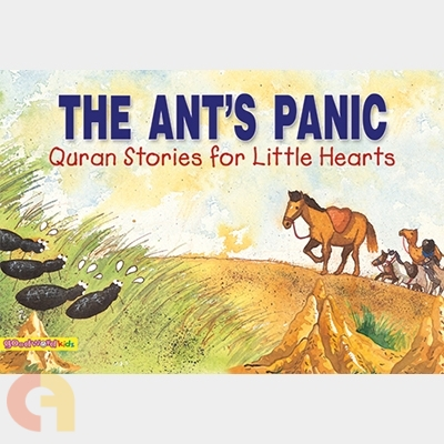 The Ant's Panic - HardBound