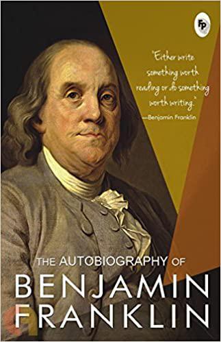 The Autobiography Of Benjamin Franklin- Fingerprint
