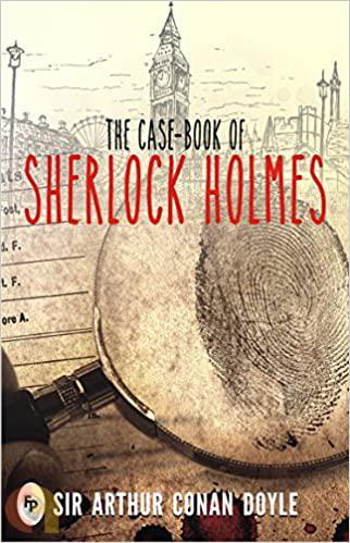 The Case-Book Of Sherlock Holmes - Fingerprint!