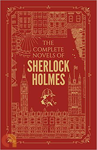 The Complete Novels of Sherlock Holmes (Deluxe Edition)